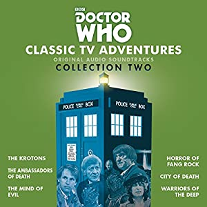 Doctor Who: Classic TV Adventures Collection Two Radio/TV Program