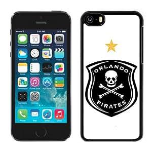 NEW Fashion Custom Designed Case Soccer Club Orlando Pirates 01 Football Logo iPhone 5c Cell Phone Case