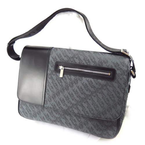 black Satchel gray Satchel briefcase 'Ted Lapidus' briefcase Lapidus' 'Ted gray fwAFa