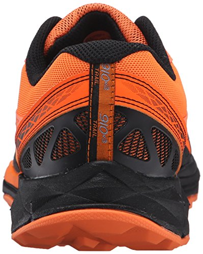 New Balance Mt910og3-910, Zapatillas de Running para Hombre Multicolor (Orange/Grey 800)