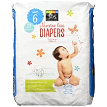 365 Everyday Value Diapers Size 6, 23 Count