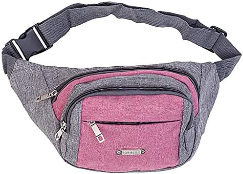 455a1ccb238 Aemall Unisex Running Waist Packs Bags, Fashion Multifunctional ...