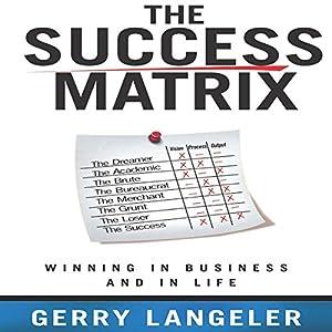 The Success Matrix Audiobook