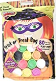 Play Doh Halloween Trick or Treat Bag with 80 Fun Size Cans 0.80oz each