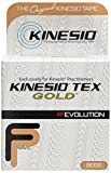 Kinesio Kinesiology Tape - 2'' x 16.4' - Beige - pack of 3