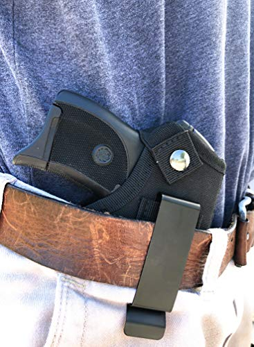 Feather Lite IWB Inside The Waist Band or OWB Outside The Waste Band for Jimenez Arms JA-25,JA-22 L.R, JA-380