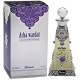 Rasasi Perfume  - Arba Wardat by Rasasi - perfume for men & - perfumes for women - Concentrated Oil, 30ml