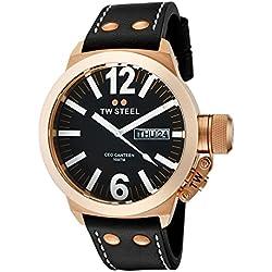 TW Steel Men's TWS-CE1021 CEO Canteen Watch
