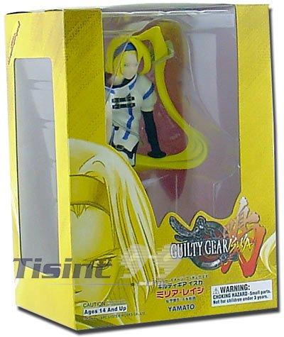 Guilty Gear Isuka Millia Rage PVC - Guilty Millia Rage Gear