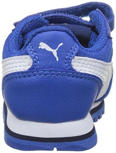 Puma St Runner SD V Inf, Zapatillas Unisex Niños Azul (Lapis Blue- White)