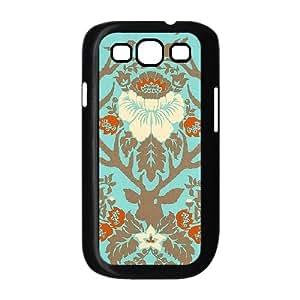 Binocara Deer Samsung Galaxy S3 Cases Beautiful Deer, [Black]