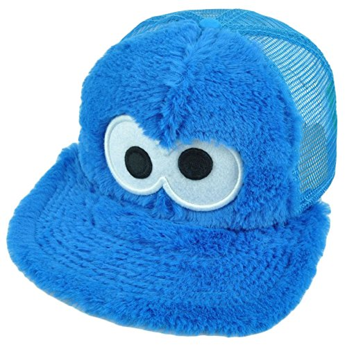 Sesame Street Cookie Monster Snapback product image