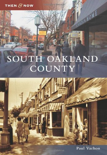 Download South Oakland County (Then and Now) pdf