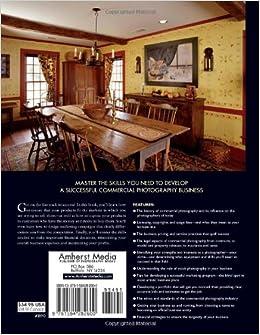 Amazon.com: Commercial Photography Handbook: Business