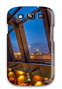 9375464K72950665 New Snap-on Skin Case Cover Compatible With Galaxy S3- Petronas Towers In Malaysia