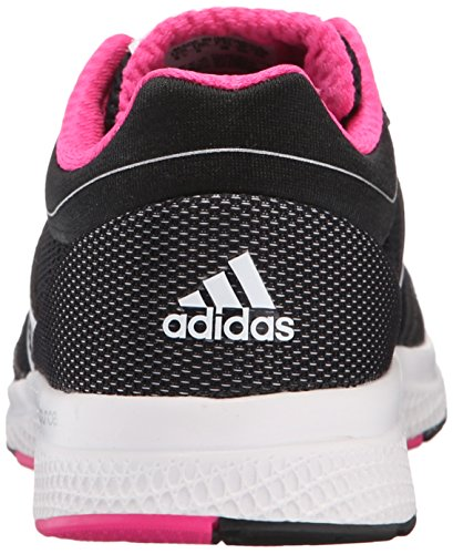 adidas Performance Zero Bounce W Running Shoes,Black/Silver/White,5 M Us Black/Silver/White