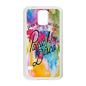 LTTcase Custom panic at the disco Phone Case for samsung galaxy s5 i9600