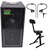Trace Elliot ELF 2x8 400w Dual 8'' Bass Guitar Speaker Cabinet+In-Ear Monitors