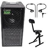 Trace Elliot ELF 2x8 400w Dual 8'' Bass Guitar Speaker Cabinet+In-Ear Monitors