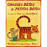 Grosses Bêtes & Petites Bêtes: L'arche de Noé (French Edition)