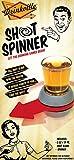 home essentials beer shot - Home Essentials Beer Shot Glass Spinner