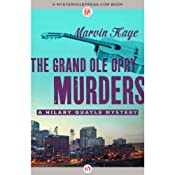 The Grand Ole Opry Murders | Marvin Kaye