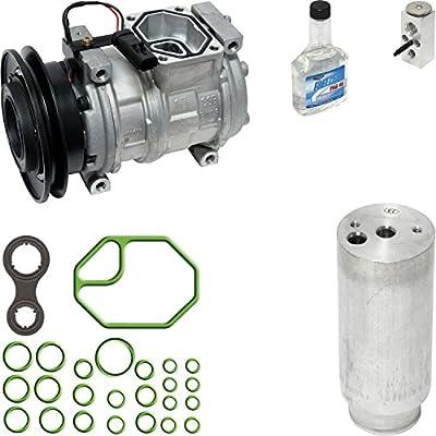 Universal aire acondicionado KT 3902 A/C compresor/Componente Kit