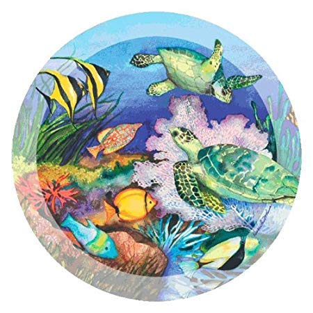 Thirstystone Green Sea Turtles Coasters (Set of 4)