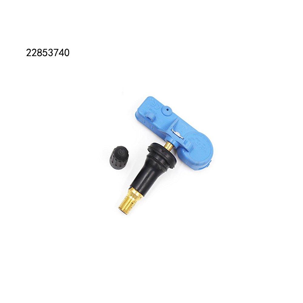 Sensore pressione pneumatici stelo valvola TPMS 22853740 433 MHz Deutschauto
