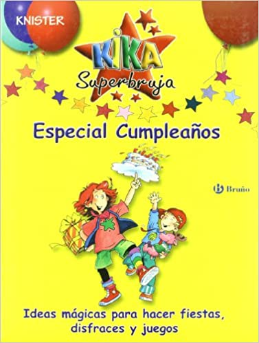 Kika Superbruja especial cumpleanos / Kika Superwitch ...