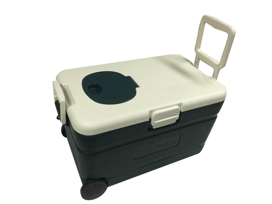 43L con ruedas hielo en el pecho caja fría para Camping Playa ...