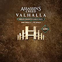 Assassin's Creed Valhalla: Large Helix Credits - PS5 [Digital Code]