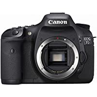 Canon EOS 7D 18 MP CMOS Digital SLR Camera Body Only - International Version