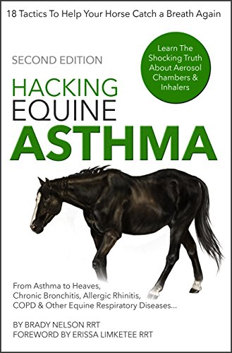 Horse Asthma | Hacking Equine Asthma - 18 Tactics To Help Your Horse Catch a Breath Again | Heaves, Chronic Bronchitis, Allergic Rhinitis, COPD & Other Horse or Foal Respiratory - Throw Foal