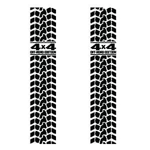Off Road Tire Tread Pattern Amazon.com: Auto Vynam...