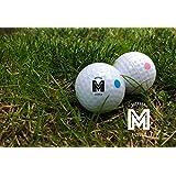 Mitha Supply Premium Gender Reveal Golf Ball Set | Exploding Golf Balls | Baby Shower Gender Reveal Party Supplies | Team Boy Or Girl |