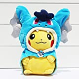 "9""Pokemon Pikachu Plush Toys Anime Animal Stuffed Plush Plushies Doll Toys"