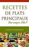 La Cuisine Végétalienne. Recettes De Plats Principaux.