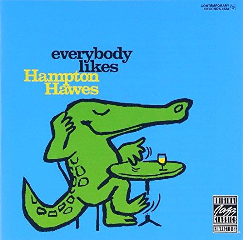 Everybody Likes Hampton Hawes: Vol. 3, The Trio