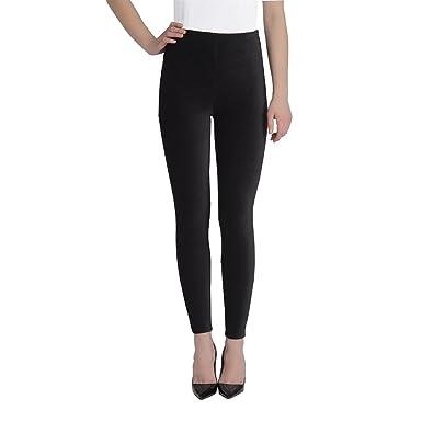 c5f9ed6c1ac022 Lyssé Women's Corduroy Legging (Black, XS) at Amazon Women's Clothing store: