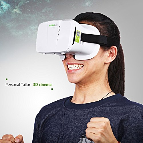 Xiaozhai Ii Vr Virtual Reality Head-Mounted 3D Video Viewing Glasses For 4.0 - 6.0 Inches Smartphone