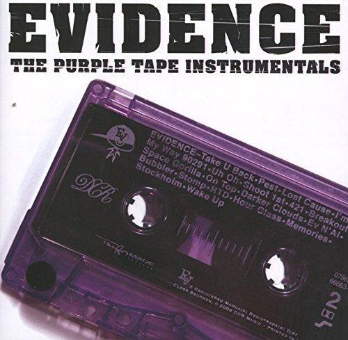 Nippon regular agency Max 70% OFF The Purple Tape Instrumentals