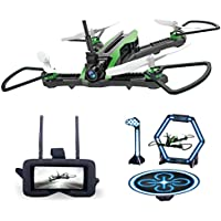 Rucan H825 5.8G FPV 0.3MP Wide Angle Camera 6-Axis Gyro RC Quadcopter NEW