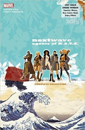 Amazoncom Nextwave Agents Of HATE The Complete Collection - 23 of the strangest books to ever appear on amazon
