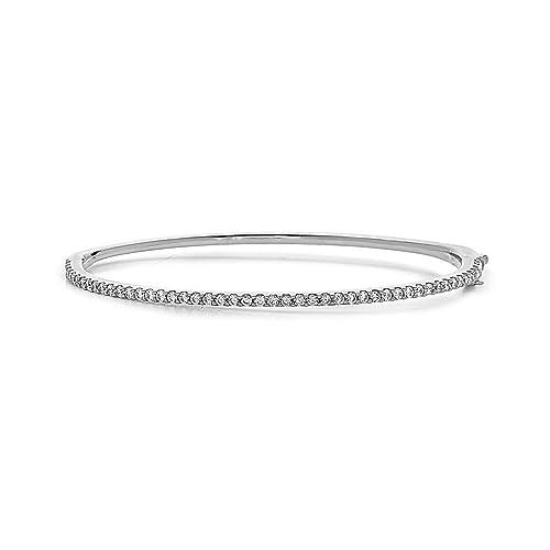 Swarovski Crystal Lifelong Rose Gold-Plated Bracelet