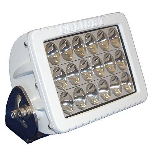 Price comparison product image Go Light GXL LED Flood Light,  Fixed Mount,  Marine Grade ,  White