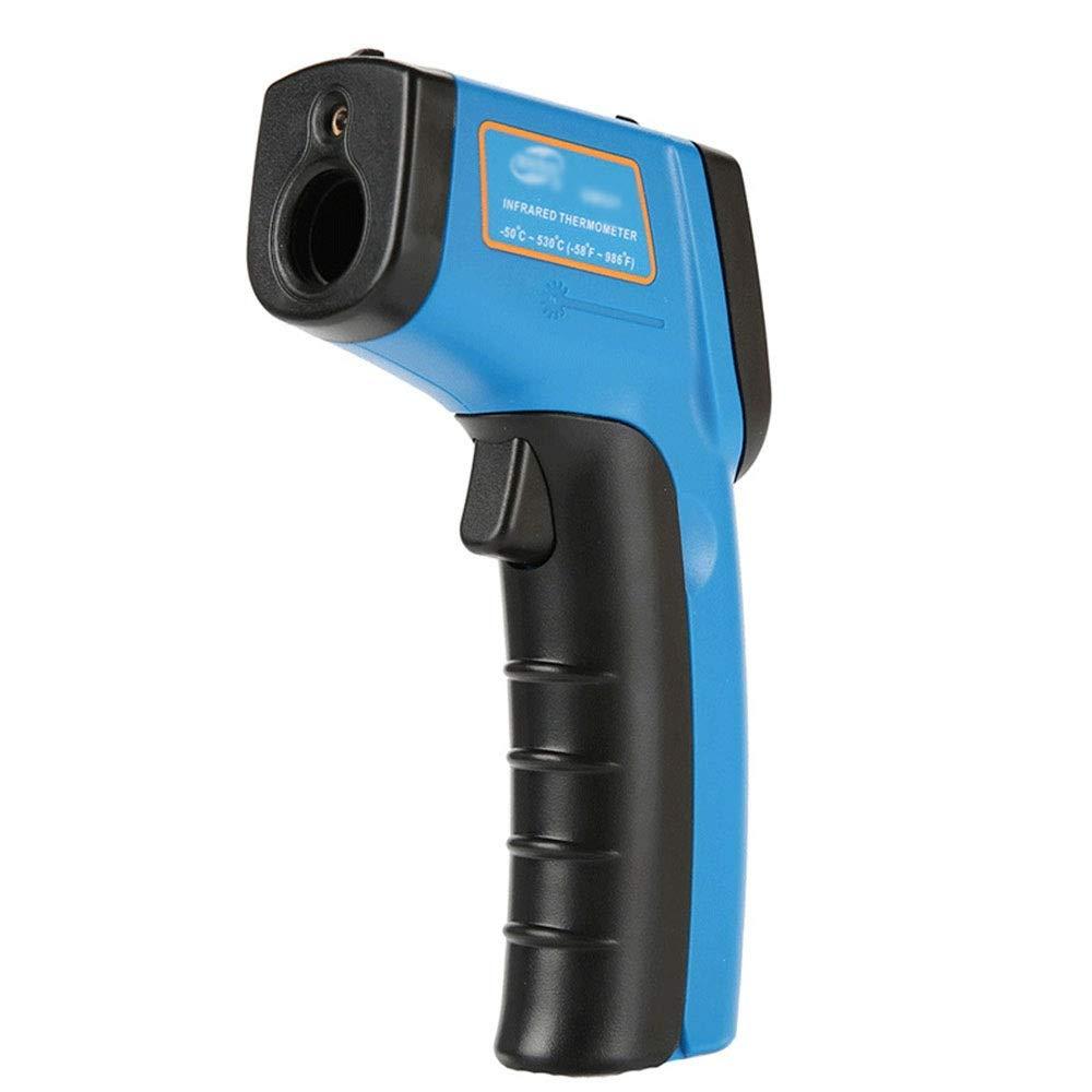 ALLCIAA Infrared Thermometer High Precision Industrial Temperature Gun Digital Thermometer Laser Temperature Gun Digital Thermometer Cooking Fluke Thermometer Infrared Thermometers