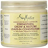 SheaMoisture Jamaican Black Castor Oil Reparative Leave-In Conditioner - 16 oz
