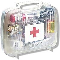 SABLON BOTIQUIN Wacky con MEDICAMENTOS BASICOS para Primeros Auxilios