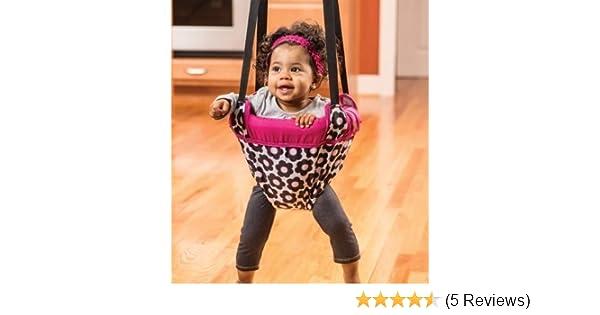4f705c606e1 Amazon.com   NEW Evenflo Johnny Jump Up Marianna Door Doorway Baby Jumper  Jump Up Exerciser   Baby